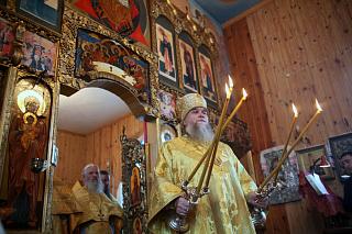Архиерейское богослужение в ИК №12 6404